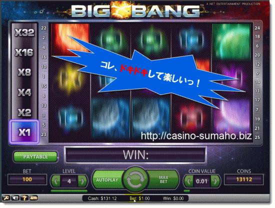 BIG BANGスロット