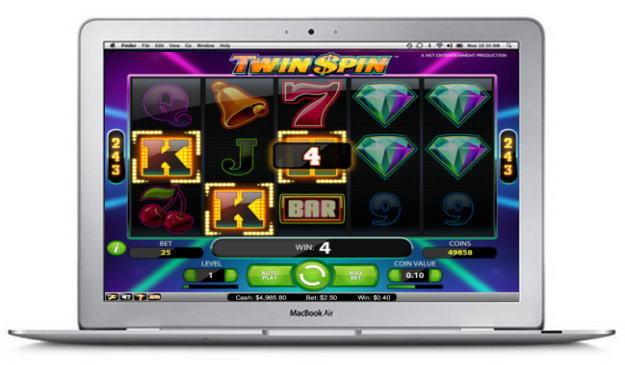 Macでベラジョンカジノのオンラインカジノ